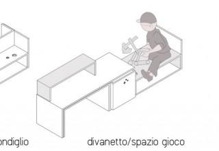 kids desk matca studio scrivania bambini