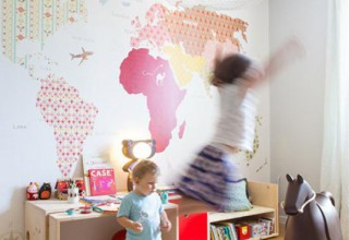 camera bambini kids design