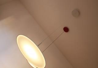 lamps, renovation, living