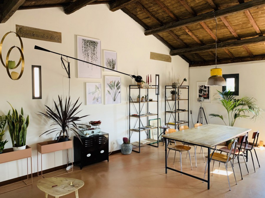 ex lavatoio temporary green studio